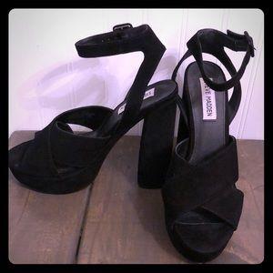 Steve Madden Jodi Block Heel Platform Sandals